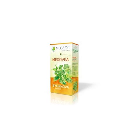 Megafyt Čaj bylinková lekáreň Medovka 20 x 1,5 g