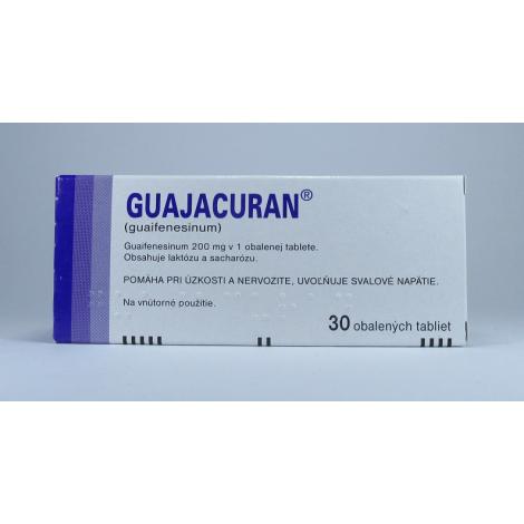 Guajacuran 30 tbl