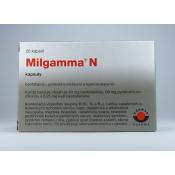 Milgamma N 20 cps