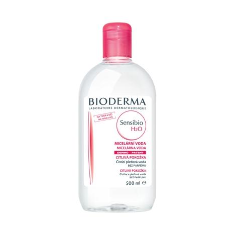 Bioderma Sensibio micelárna voda 500 ml