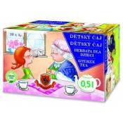 Herbex detský čaj rozprávkový porciovaný čaj 20x3g