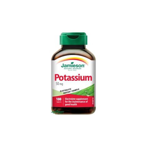 Jamieson Draslík 50 mg 100 tbl