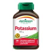 Jamieson Draslík 100 mg s postupným uvoľňovaním 100 tbl