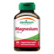 Jamieson Horčík 100 mg 100 tbl