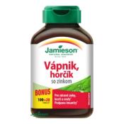 Jamieson Vápnik, horčík so zinkom 100 + 20 tbl.