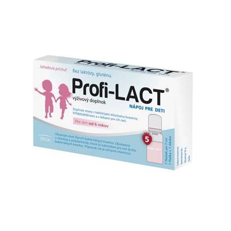 Profi-LACT nápoj pre deti 5x7 ml
