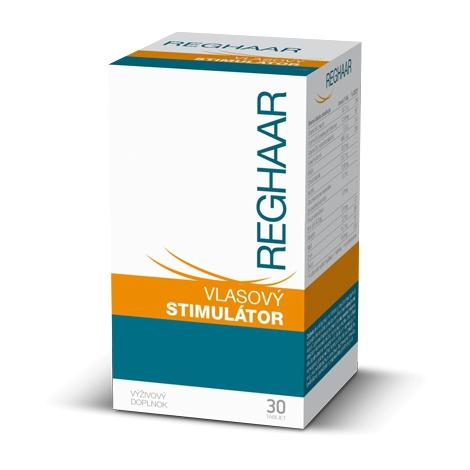 Walmark Reghaar vlasový stimulátor 30 tbl