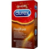 Durex RealFeel kondómy 10 ks