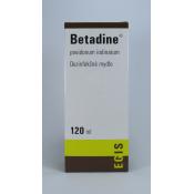 Betadine dezinfekčné mydlo 120 ml