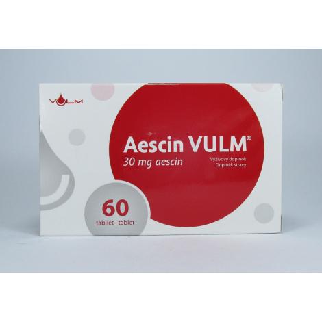 Aescin VULM 60tbl