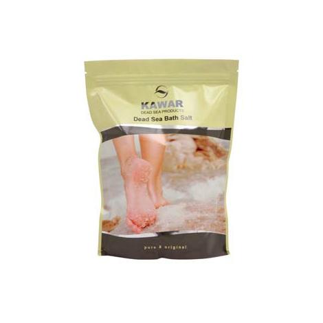Kawar soľ z mŕtveho mora do kúpeľa 600 g