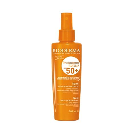 Bioderma Photoderm BRONZ SPF 50+ sprej 200 ml