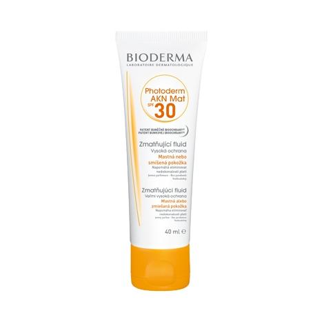 Bioderma Photoderm AKN Mat SPF 30 40 ml