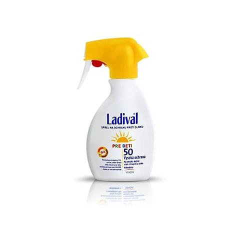 Ladival Kinder sprej SPF 50 200 ml