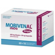 Vulm Mobivenal micro Simple 60+10 tbl