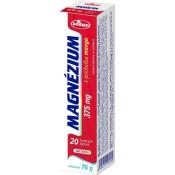 Vitar Magnézium 375 mg mango 20 šumivých tabliet