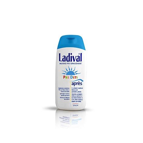 Ladival PRE DETI Aprés mlieko po opaľovaní 200 ml