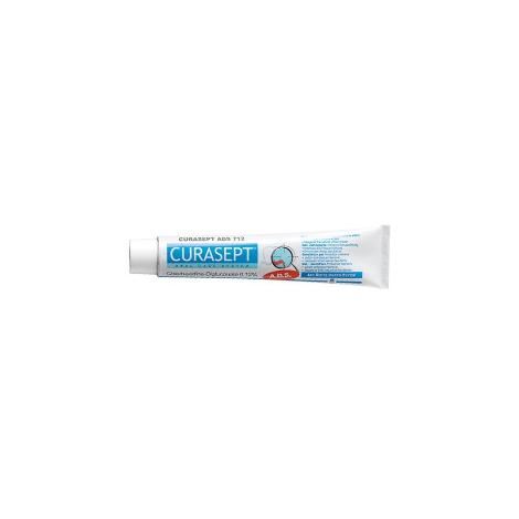 Curasept ADS 712 gélová zubná pasta 0.12% CHX 75 ml