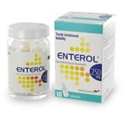 Enterol kapsuly