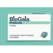BioGaia ProDentis mentol 20 pastiliek