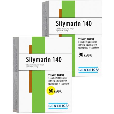 Generica Silymarin 140 90 cps