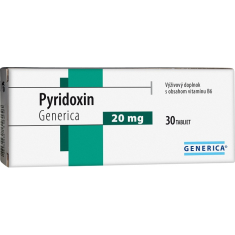 Pyridoxin 30 tbl