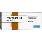 Generica Panthenol 100 30 tbl