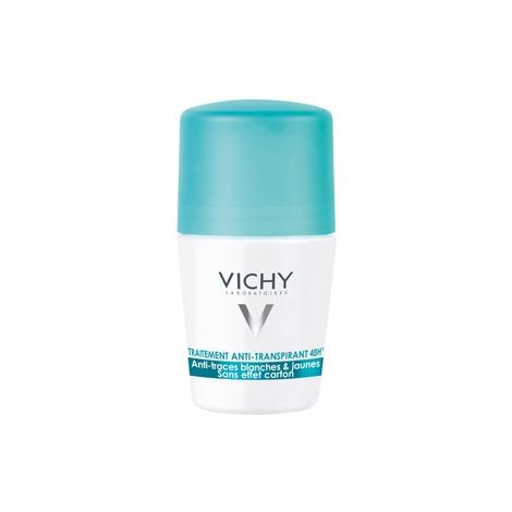 Vichy Antiperspirant roll-on 48h proti bielym a žltým škvrnám 50ml