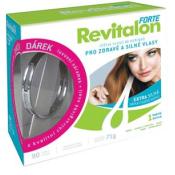 Revitalon vlasová terapia 90 cp + DARČEK