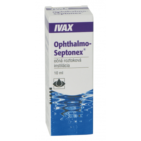 Ophthalmo-Septonex gtt 10 ml