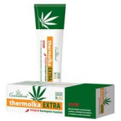 Cannaderm Thermolka EXTRA hrejivý masážny gél 150 ml