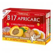 Terezia B17 Apricarc s marhuľovým olejom 50+ 10 cps ZDARMA