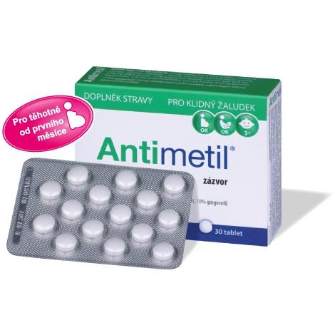 Antimetil 30 tbl