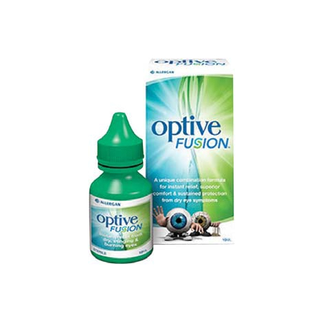 Optive fusion očný roztok 10ml