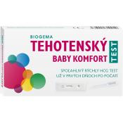 Biogema Tehotenský test Baby Komfort kazetový