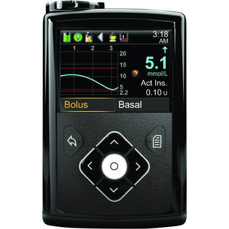 Inzulínová infúzna pumpa Minimed 640G