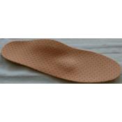 Ortopedické vložky liečebné pre pozdĺžne a priečne ploché nohy pánske