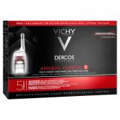 Vichy Dercos Aminexil clinical 5 viacúčelová kúra proti vypadávaniu vlasov pre mužov 21 x 6 ml