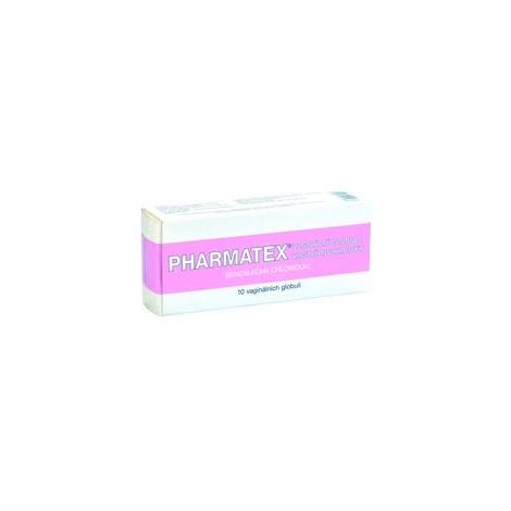 Pharmatex vaginálne kapsuly 10 cps