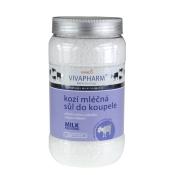 Kozia mliečna soľ do kúpeľa