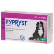 Fypryst spot pes XL nad 40 kg