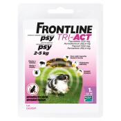 Frontline Tri-act Spot-on XS  2-5kg 1 kus