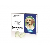 Caniverm forte tablety 700 mg