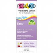 Pediakid Na ľahšie zaspávanie sirup 125 ml