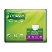 Depend Slip Super Plus S 15 ks