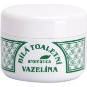 Biela toaletná vazelína