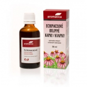 AROMATICA Echinaceove bylinné kvapky od 3 rokov 50ml