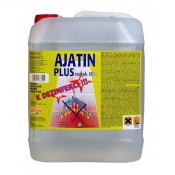 Ajatin plus roztok 10 % 5000 ml