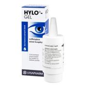 Hylo-Gel očné kvapky 10ml