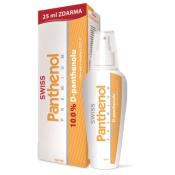 SWISS Panthenol PREMIUM spray s aloe vera 150 + 25 ml ZDARMA